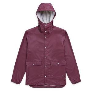 Herschel Supply Co Men's Rainwear Jacket Large NWT
